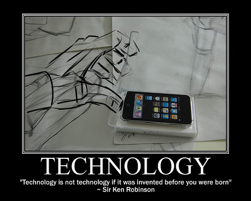 Technology (vía flickr cortesía de lgb06)