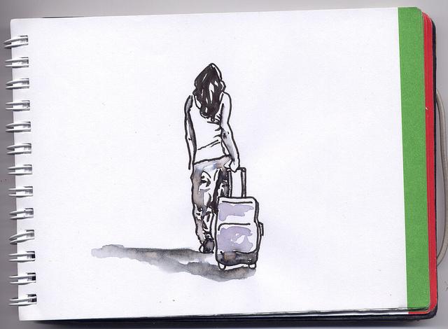 Iniciando el viaje, vía flickr de Unai_guerra