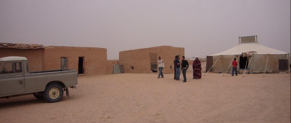 Campo refugiados Tindouf (2009)