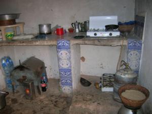 cocina de mi familia saharaui