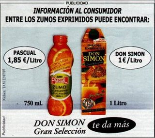 Don SIMON vs PASCUAL