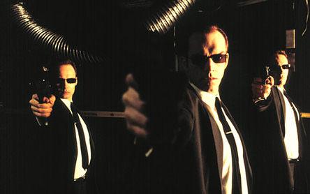 Agentes de Matrix
