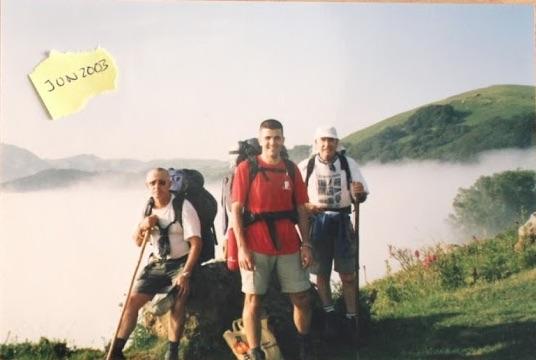 Mi primer Camino de Santiago (2003)