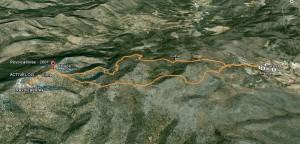 ruta revolcadores
