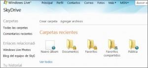 25GB de almacenamiento online gratuito
